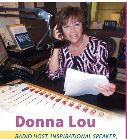 Donna Lou on the Air